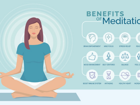 The power of meditation and its life changing effects
