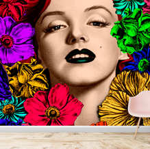 Pop-art wallpapers by lifencolors