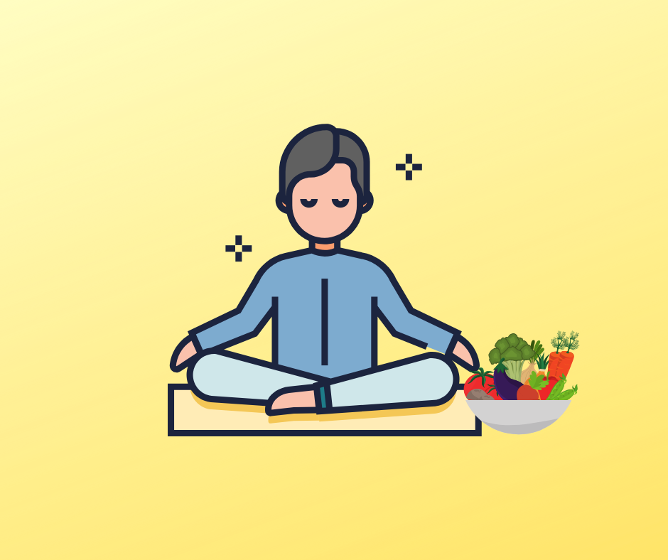 How eating impacts your meditation practice