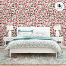 Life N Colors Wallpapers floral design