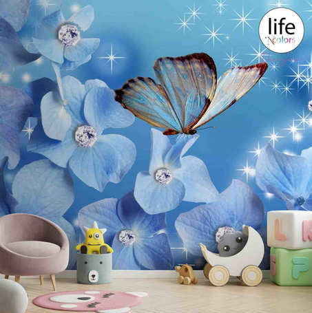 3D butterfly wallpapers for kdis r