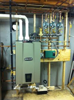 Weil-McLain 97+ Gas Boiler
