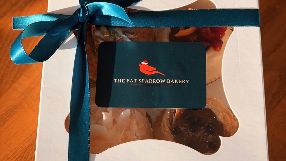 The Fat Sparrow Winter Selection