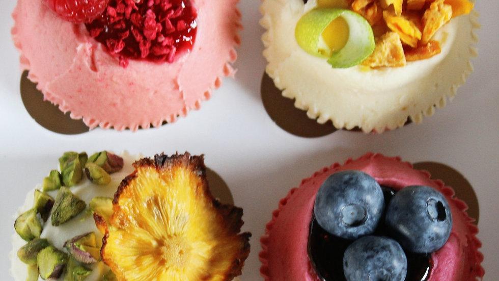 Summer Cupcake Selection