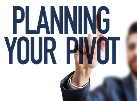 Pivoting Doesn't Mean Starting From Scratch!