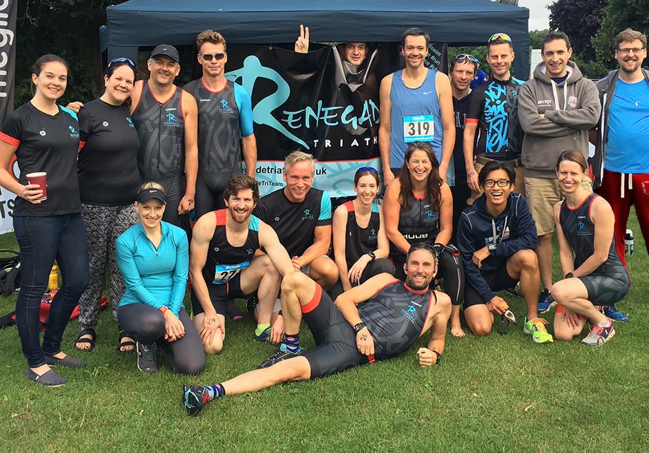 The Renegade Team