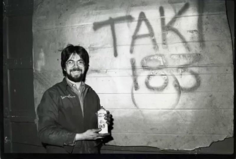 Taki 183 Graffiti