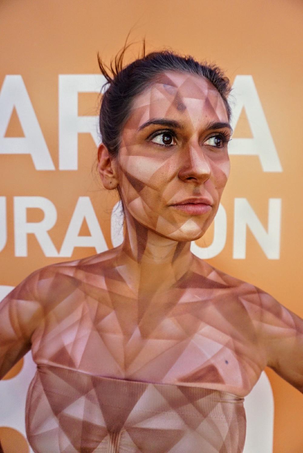 Body paint en México