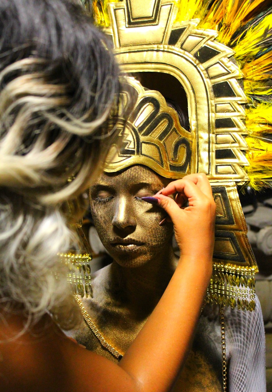 Maquillaje Artistiuco