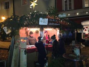 jährlicher Weihnachtsmarkt in Ebersberg