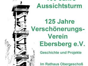 100 Jahre Aussichtsturm 125 Jahre Verschönerungsverein