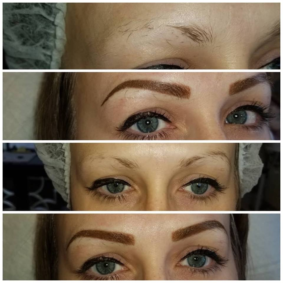 Eyebrows Gr. Jct. CO powder brows