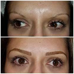 Hairstroke eyebrows Flawless Glo Grand J