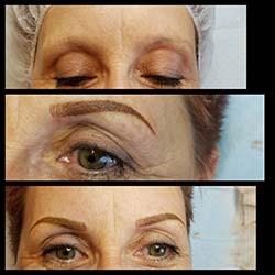combo eyebrows