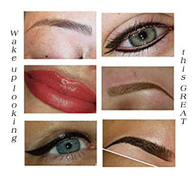 Flawless glo permanent makeup Grand Junc