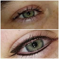 Permanent eyeliner makeup Grand Jct CO