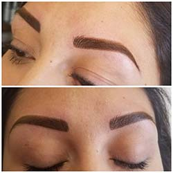 Combination Eyebrows
