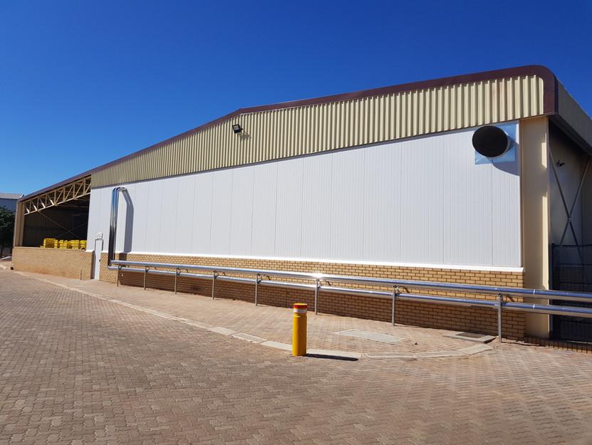 Botswana : Bakery & Site Upgrade