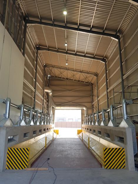 Durban : Mill Intake & Site Upgrade