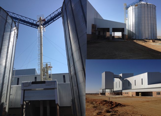 Bothaville : Thuso Feed Factory