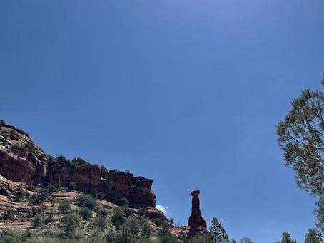 セドナ絶景を目指して🏜#2
