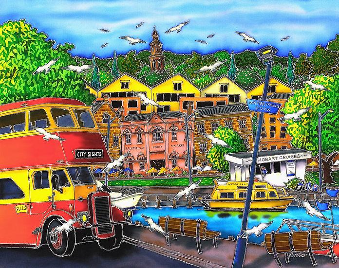 Waterman's Dock