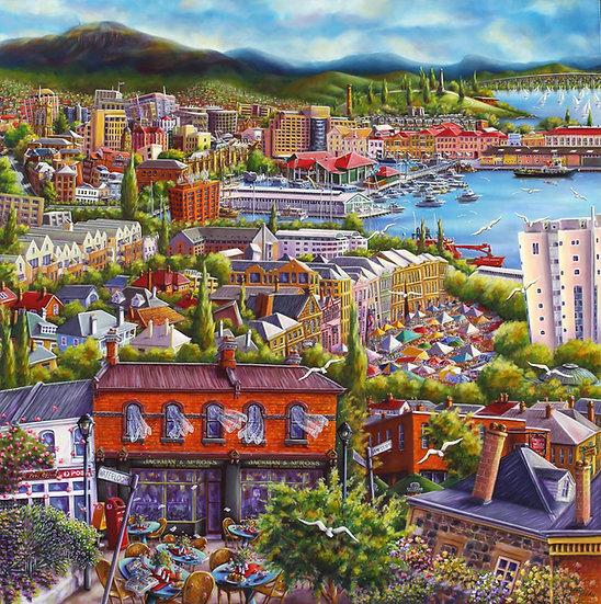 Hobart, it's a Wonderful Life