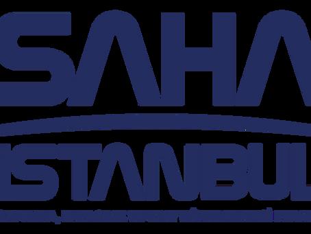 SAHA İstanbul Ailesine Katıldık