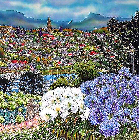 The Garden in Silk