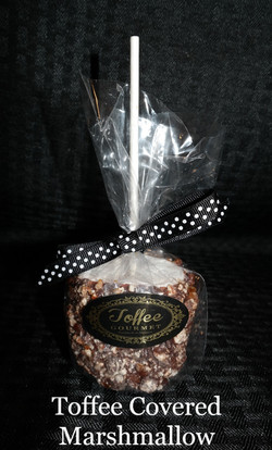 Toffee Covered Marshmallow