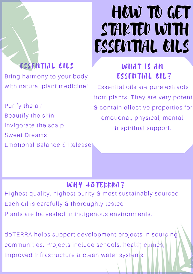 how to get started with essential oils.p