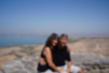 Ron and Dar on Golan Heights.jpg