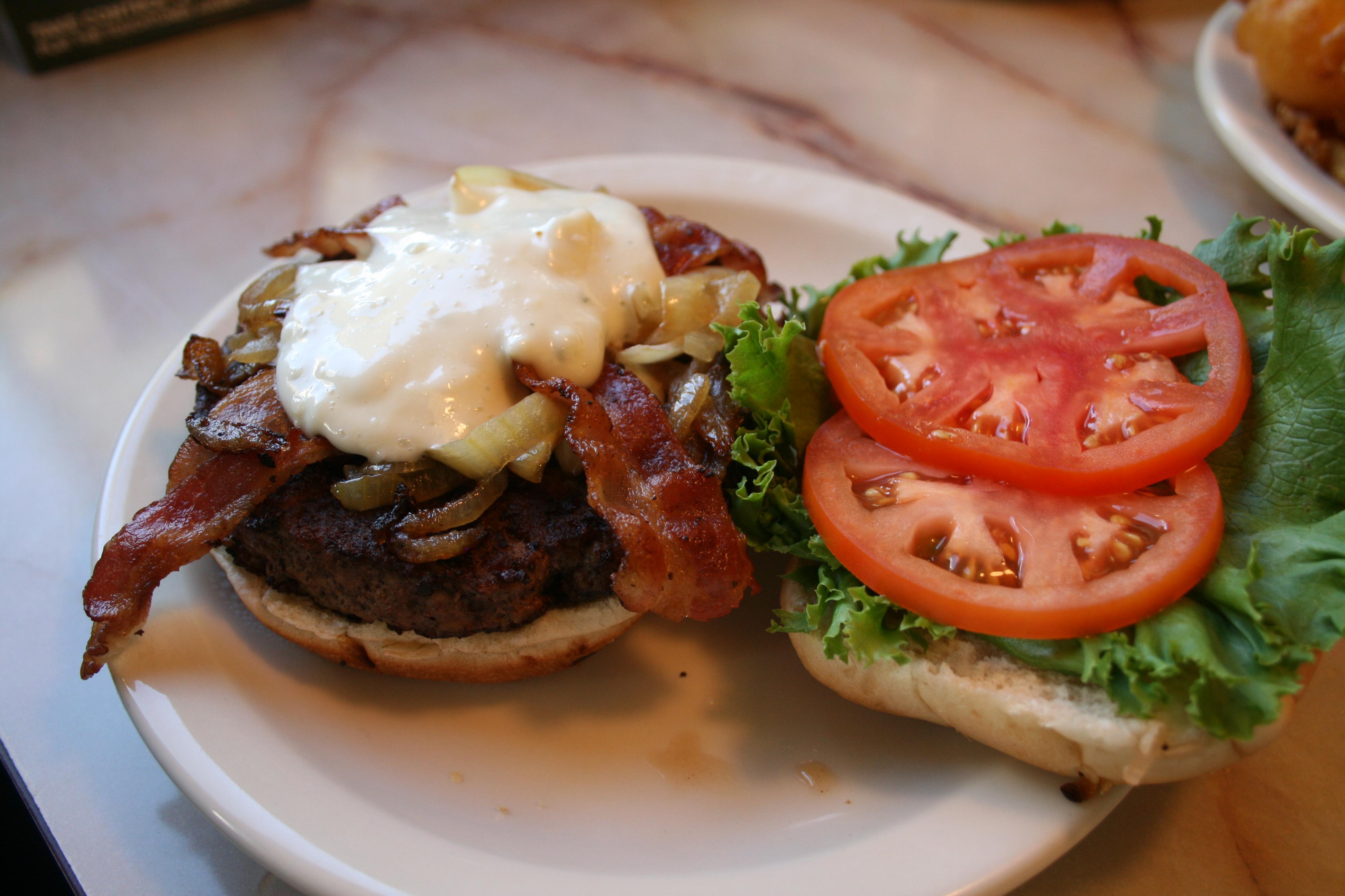 Black N' Blu Burger