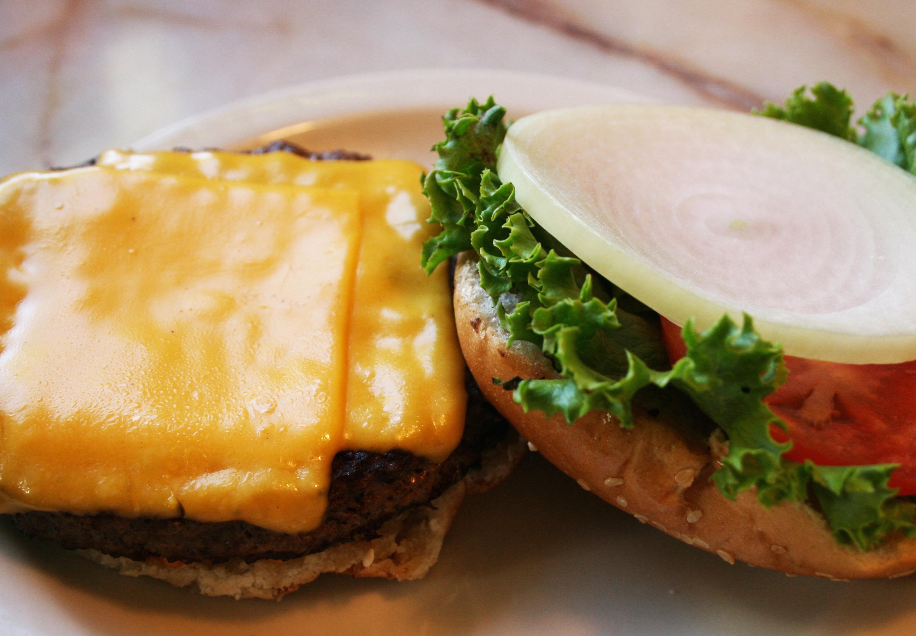 Sheehan Cheeseburger