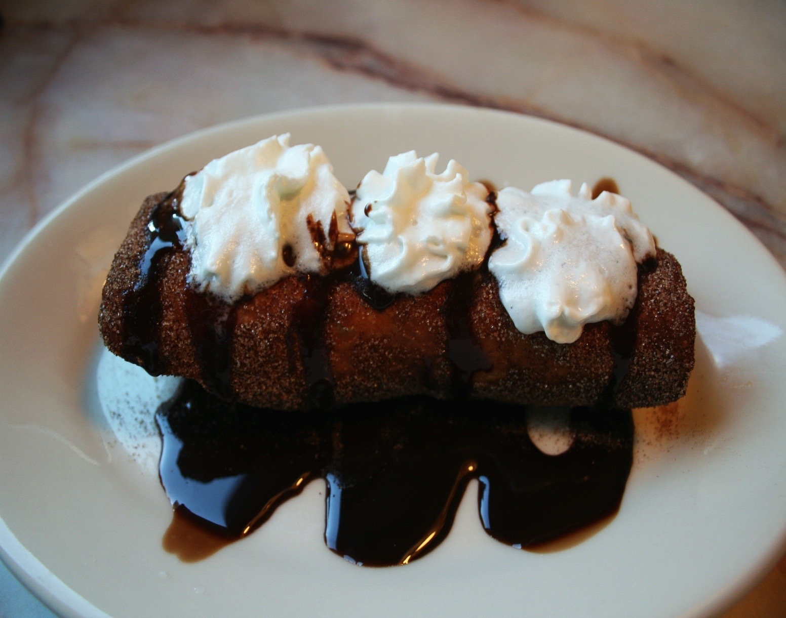 Deep Fried Cheesecake