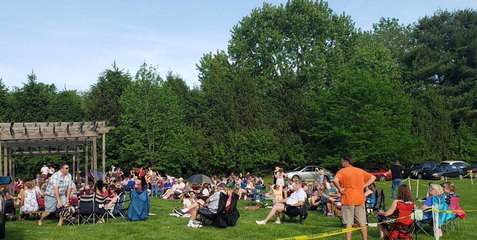 Blueberry Wine Festival 2019