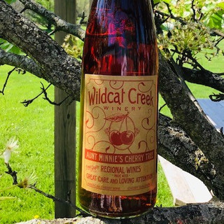 Aunt Minnie's Cherry Tree