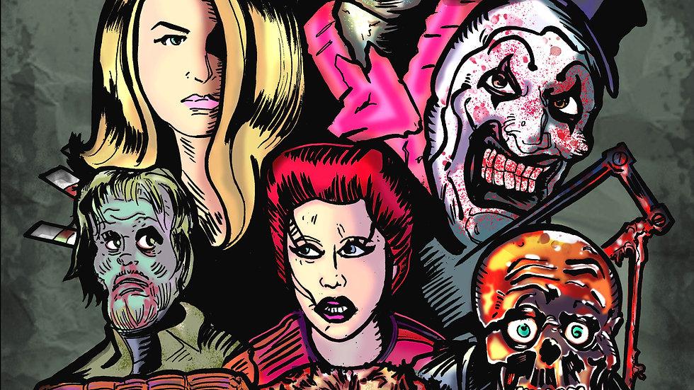Pop Rock N Horror 2019 Exclusive 2