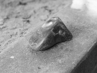 Vicente e as pedras que não eram pedras