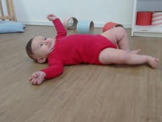 A importância da construção do movimento pelo bebê