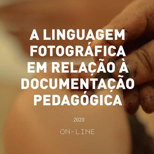 A linguagem fotográfica em relação à documentação pedagógica [nov]
