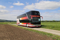 Doppelstöckercar Reisecar St. Gallen