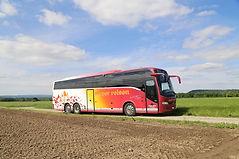 50-Plätzer Reisecar Zürich