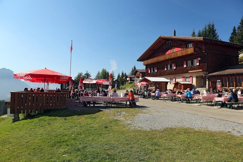 Berggasthof Marbachegg