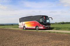 Setra 36-Plätzer Reisecar Moser Reisen AG