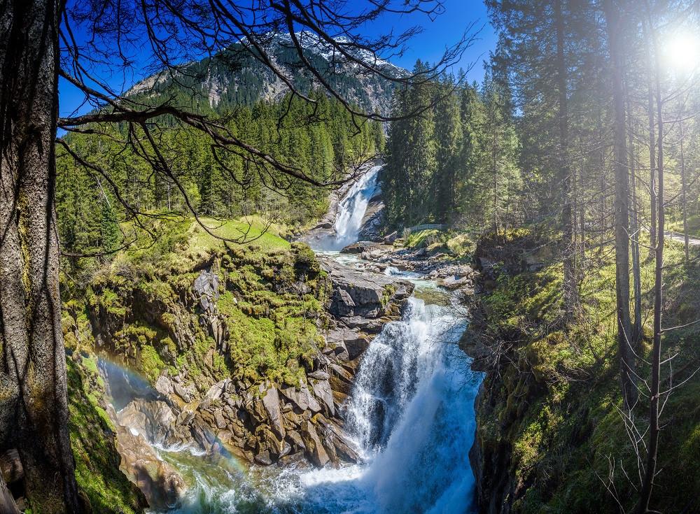 Kitzbühel_Krimmler Wasserfälle