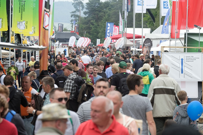 KWF in Schwarzenborn_Messe