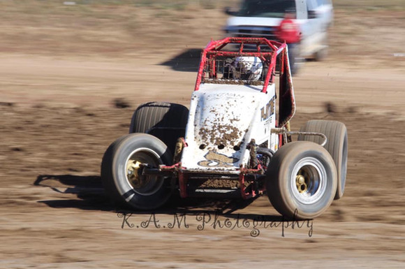 Dylan Riggs ASCS #9 or #79