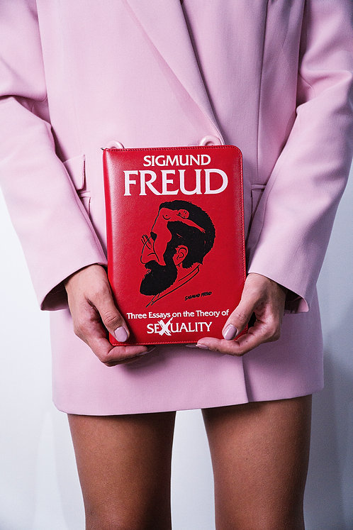 Sigmund Freud Clutch