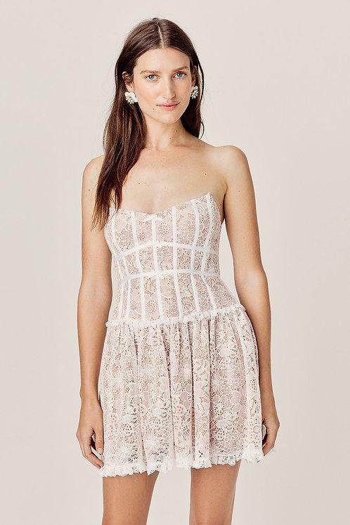 Jelena Strapless Dress